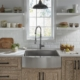white kitchen | On Target Home Inspection | holiday ready Orland Park