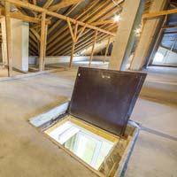 Attic, Ventilation & Insulation