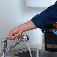 Plumbing leak and mold inspection