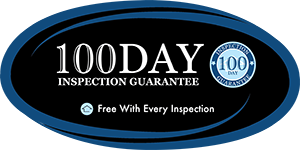 100 Day Inspection Guarantee badge
